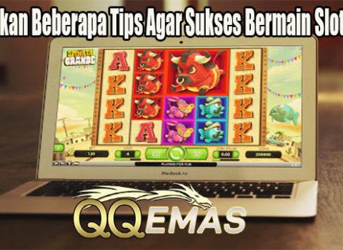 Perhatikan Beberapa Tips Agar Sukses Bermain Slot Online